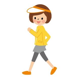 自由が丘 正しい歩き方 腰痛予防
