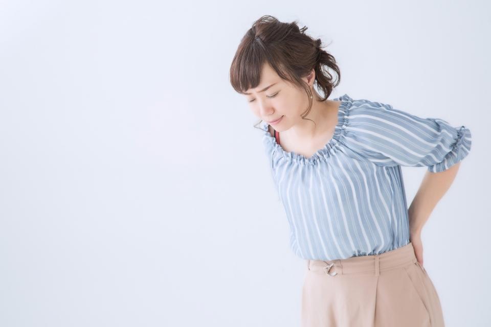 骨盤の開き 腰痛 産後の骨盤矯正