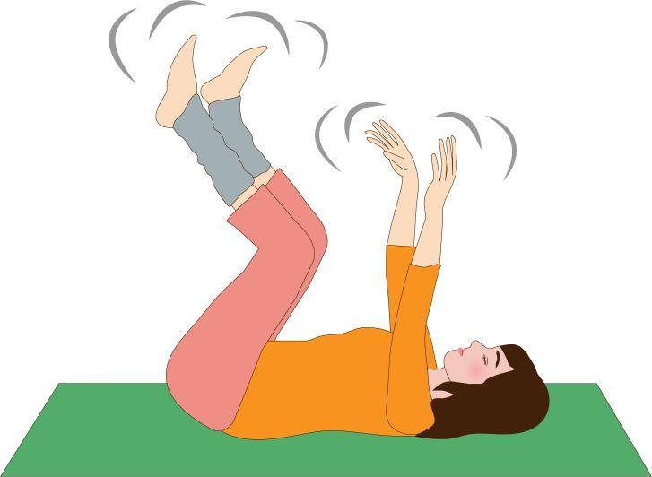 肋間神経痛 セルフケア ストレッチ