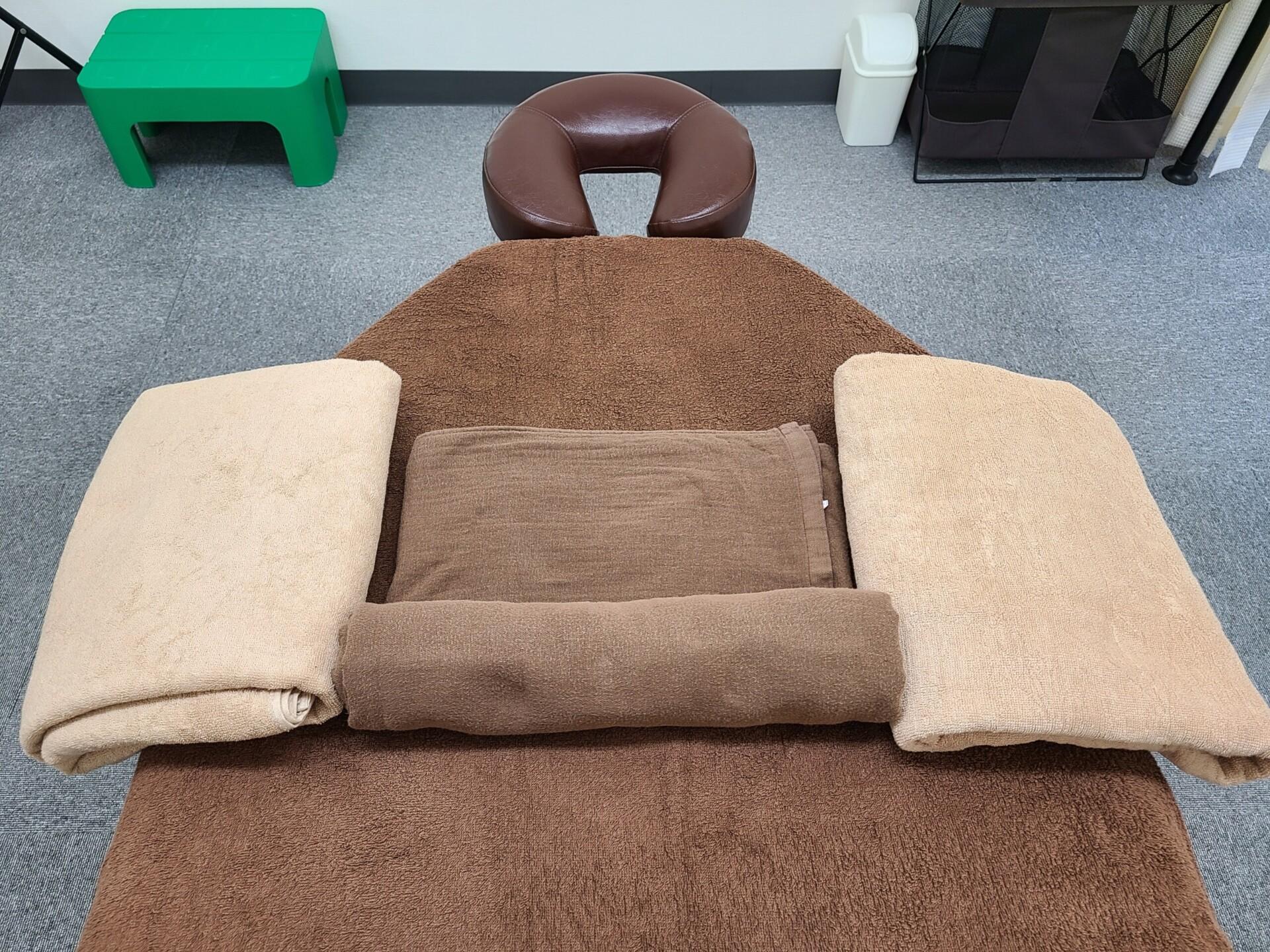 タオル枕の作り方3