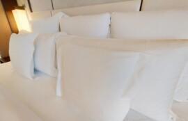 この画像は自由が丘あゆむ整体院の正しい枕選びについてのブログ用の画像です。